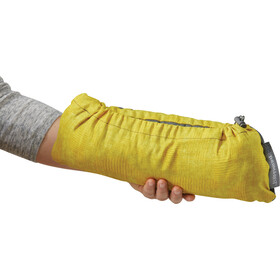 Therm-a-Rest Compressible Coussin L, yellow print